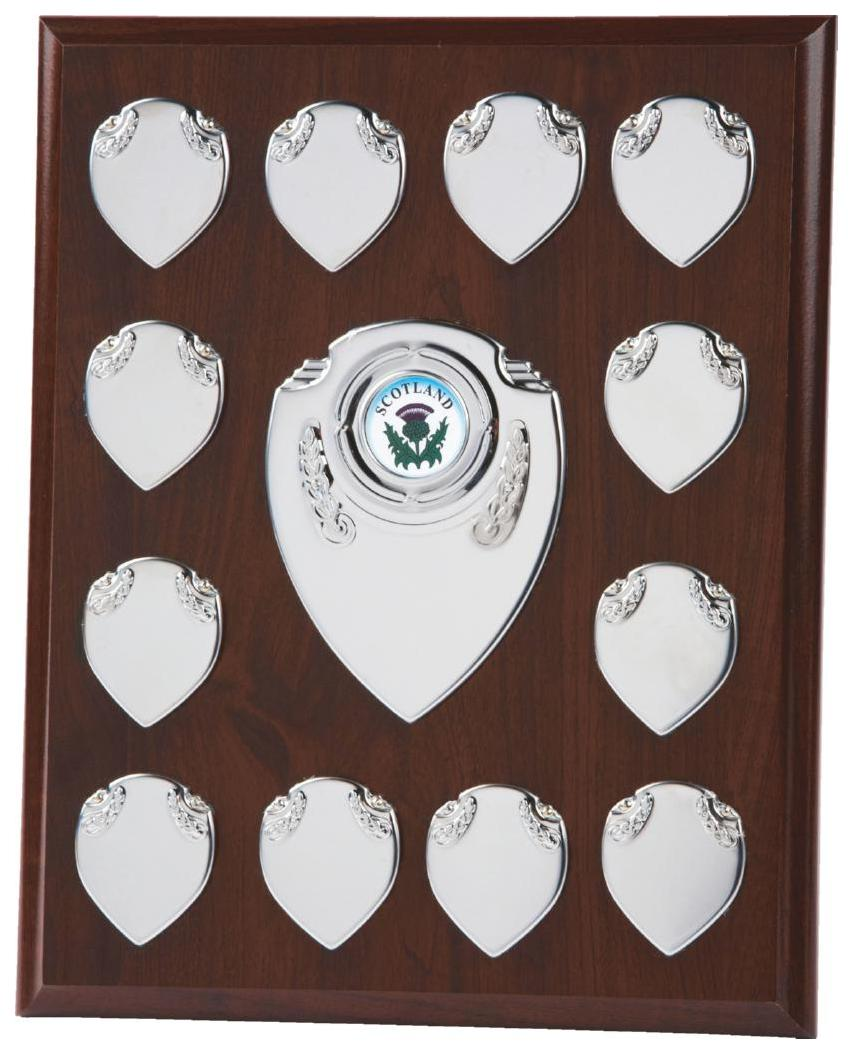 Economy Annual Record Shield Award