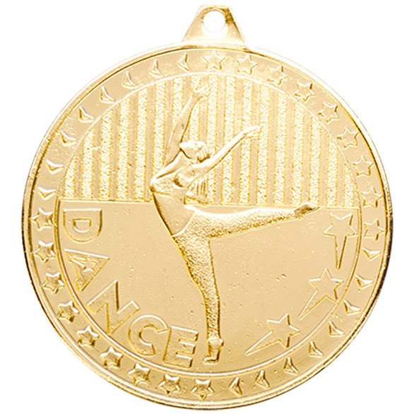 Discovery Dance Medal Gold