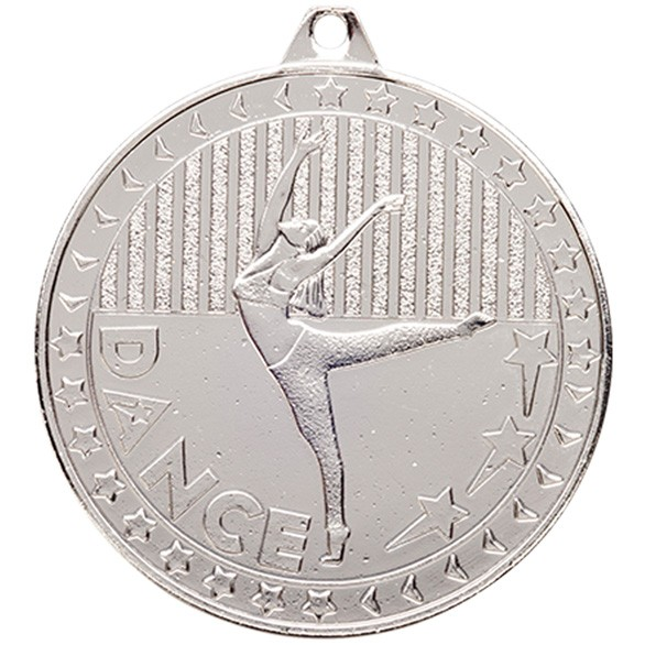 Discovery Dance Medal Silver