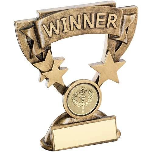 Winner Mini Cup Trophy