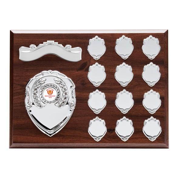 Principal Mahogany Annual Plaque Award