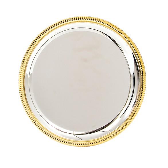 Montrose Silver & Gold Salver