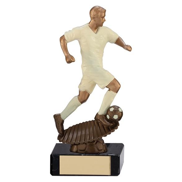 Spirit Storm Cream Football Award