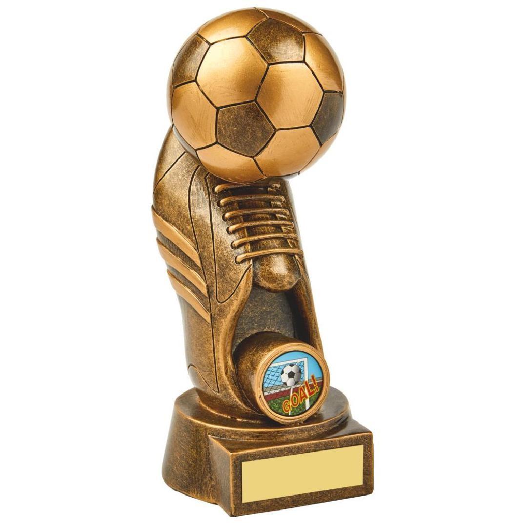 Heavy Football Resin Award