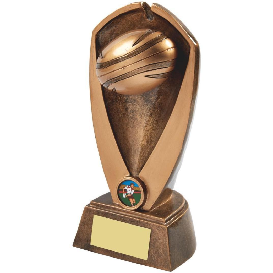 Heavy Rugby Award