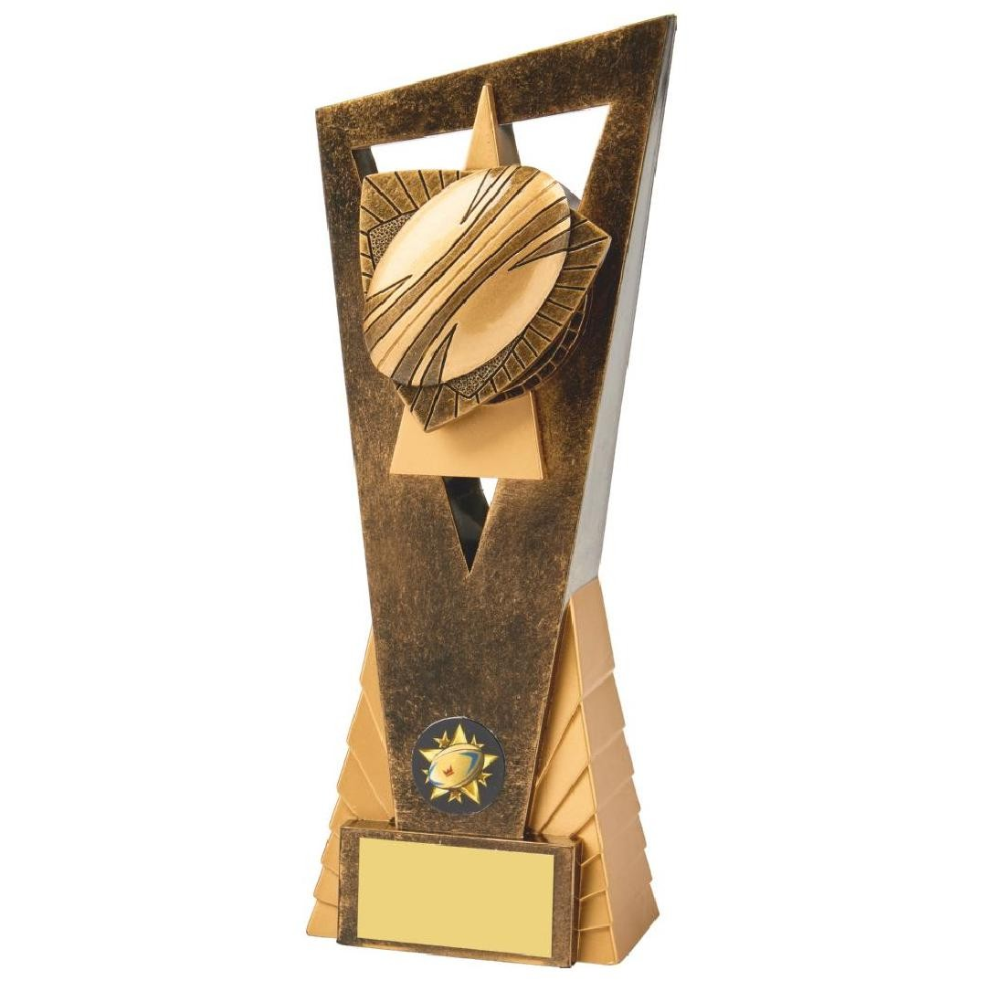 Generic Rugby Resin Award