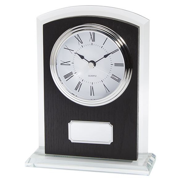 Alaska Clock Award Black