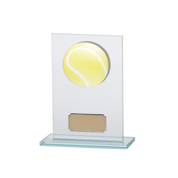 Horizon Tennis Jade Glass Award