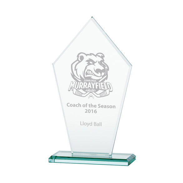 Jade Victory Crystal Award