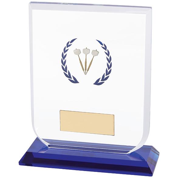 Gladiator Darts Glass Award