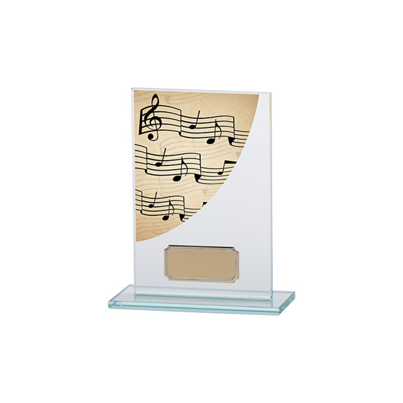 Colour Curve Music Jade Glass Award