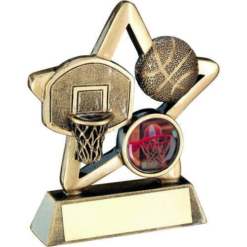Basketball Mini Star Trophy