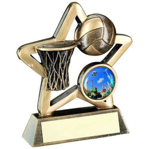 Netball Mini Star Trophy