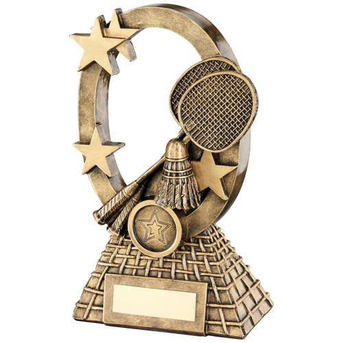 Badminton Oval/Stars Series Trophy