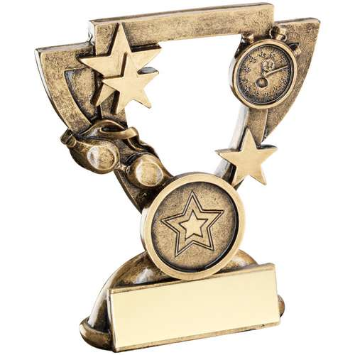 Swimming Mini Cup Trophy