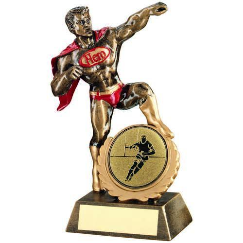 Resin Generic 'Hero' Award