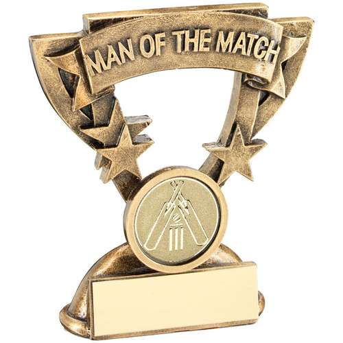 Man Of The Match Mini Cup