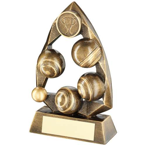 Lawn Bowls Diamond Collection Trophy
