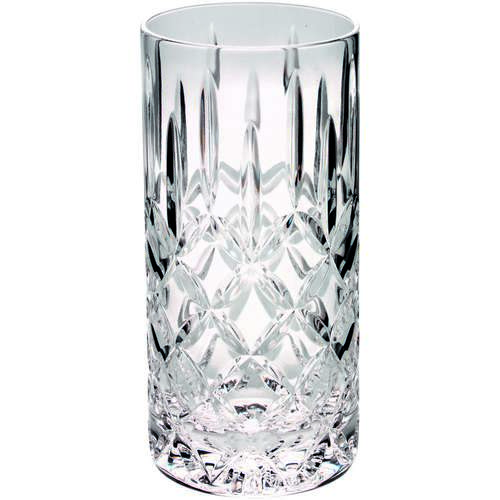 405Ml Highball Glass Tumbler Fully Cut