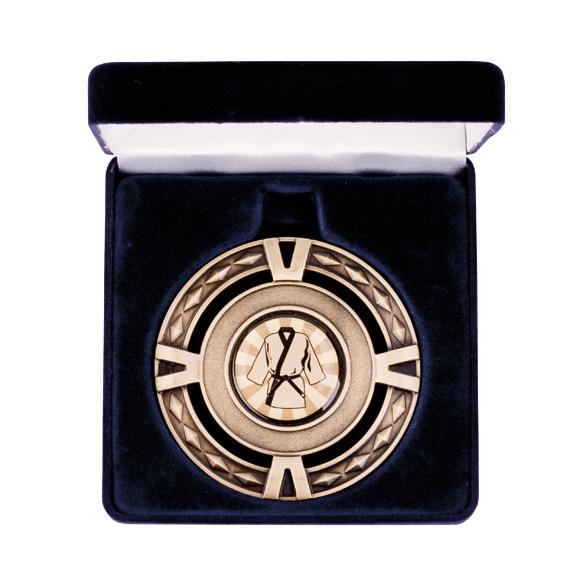 V-Tech Medal In Box Gold