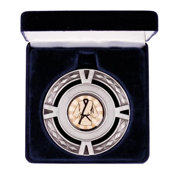 V-Tech Medal In Box Silver
