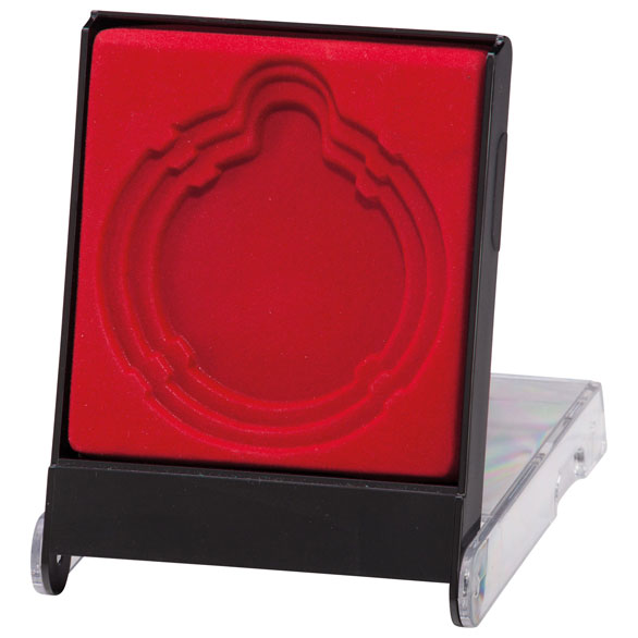 Citadel Medal Box Red
