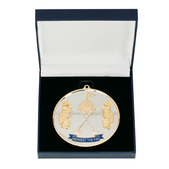 Prestige Nearest the Golf Medal & Box