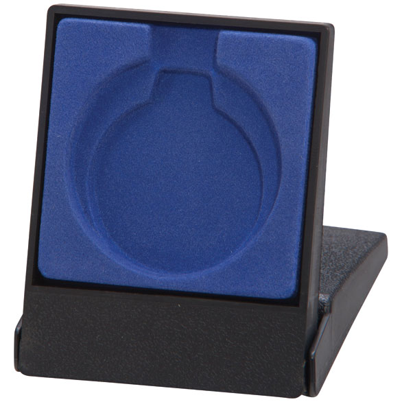 Garrison Medal Box Blue Takes 40/50mm Medal