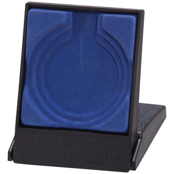 Garrison Medal Box Blue Takes 50/60/70mm Medal