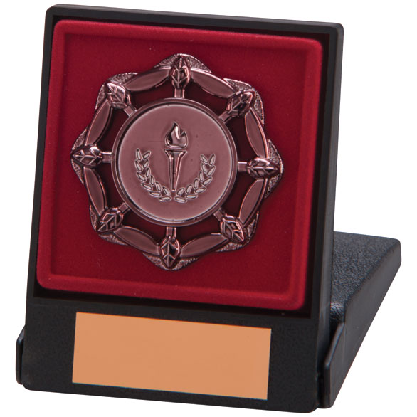Elation Trim Award Case Bronze