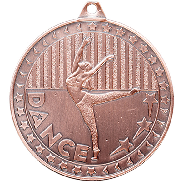 Discovery Dance Medal Bronze