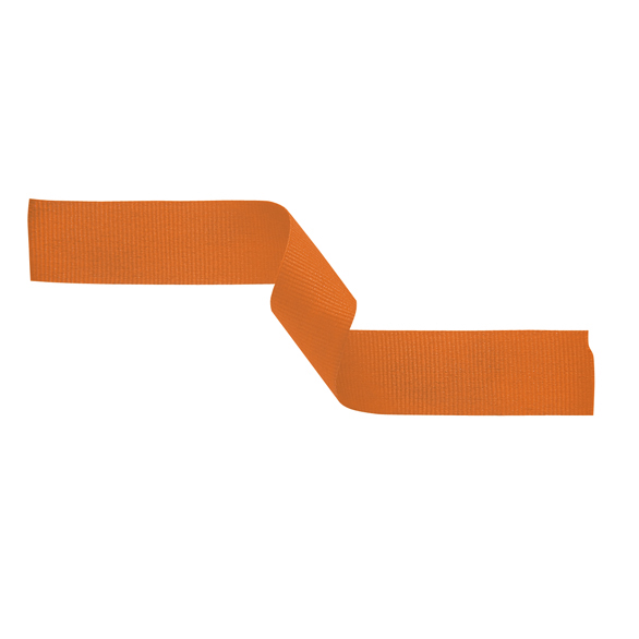 Medal Ribbon Orange