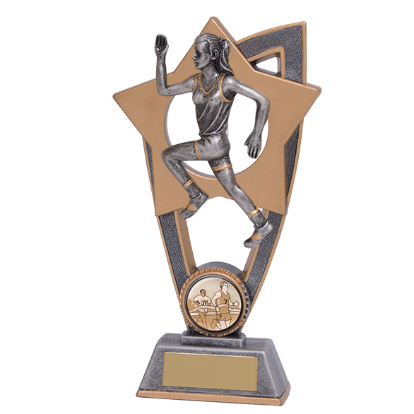 Star Blast Running Athletics Award
