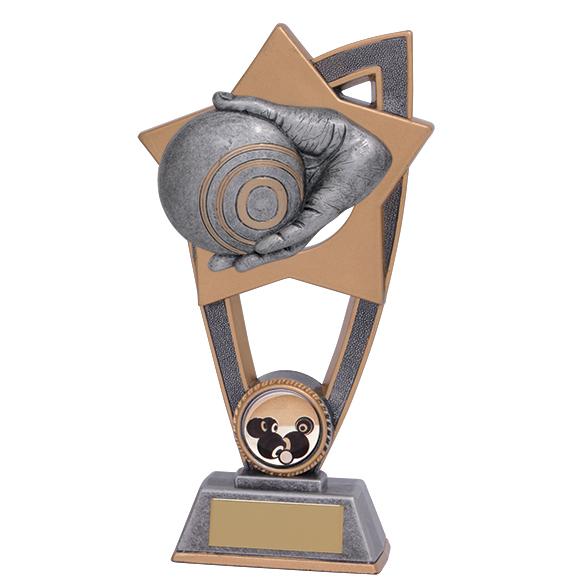 Star Blast Lawn Bowls Award