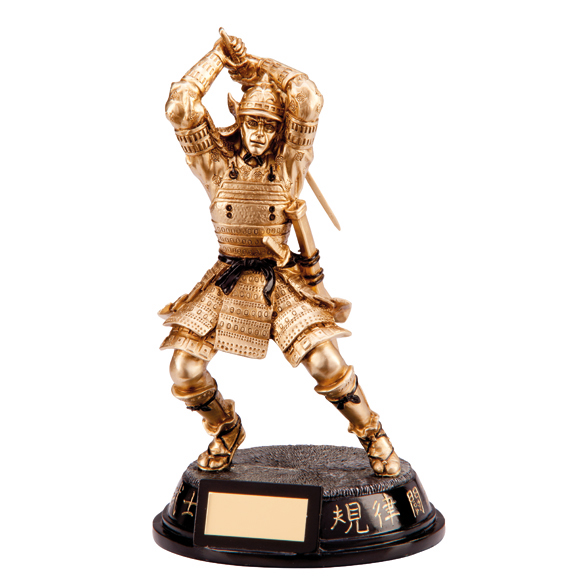 Ultimate Samurai Warrior Award