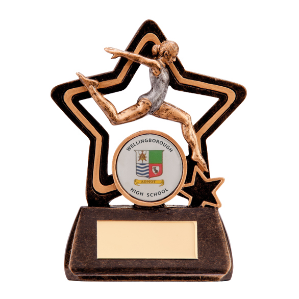 Little Star Dancing Award