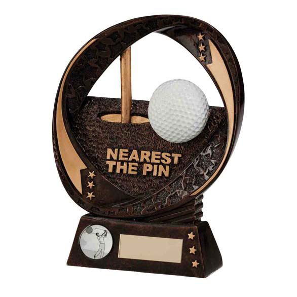 Typhoon Golf Nearest The Pin Award