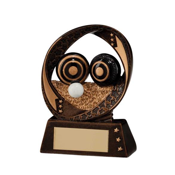 Typhoon Lawn Bowls Award