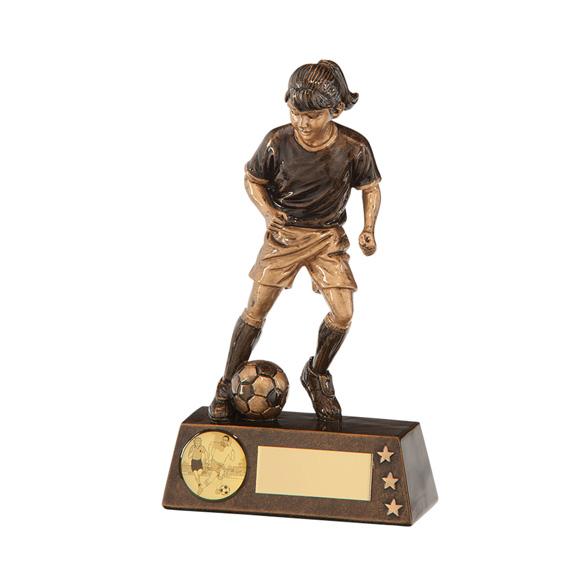 Protege Football Girl Award