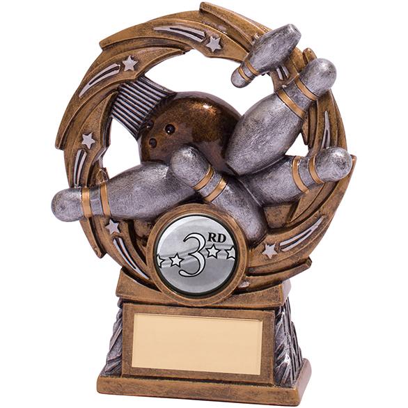 Supernova Ten Pin Award