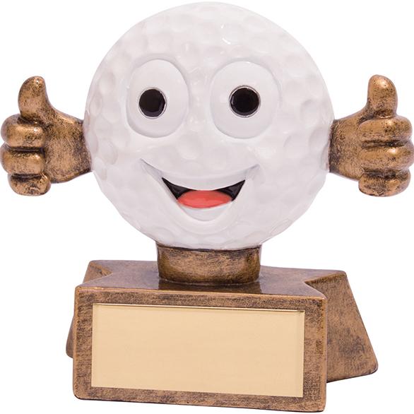 Smiler Golf Award