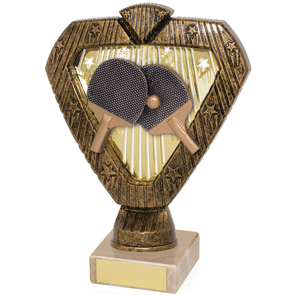 Hero Legend Table Tennis Award