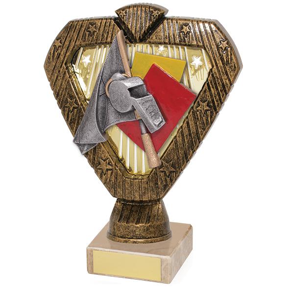 Hero Legend Referee Whistle Award