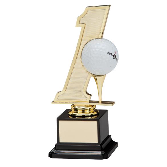 Long Shot Golf Trophy