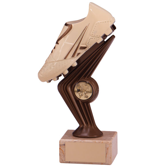 Spirit Falcon Football Boot Cream&Bronze